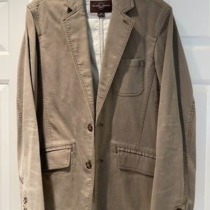 MEN'S CASUAL COTTON BLAZER/JACKET